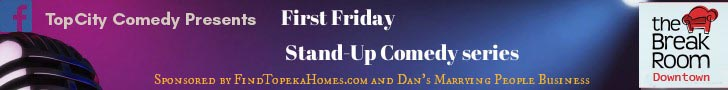First Friday Comedy