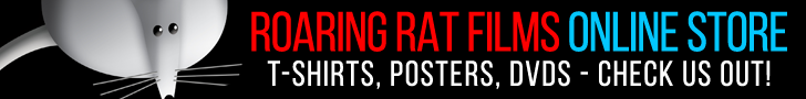 Roaring Rat Films Online Store Now Open