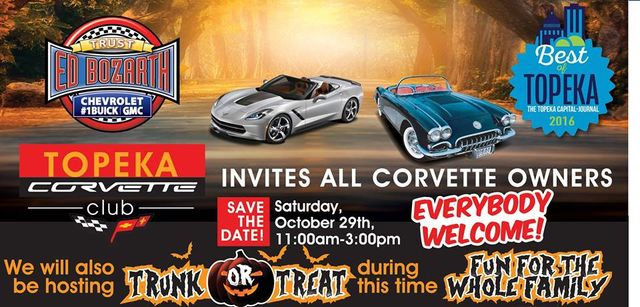 Ed Bozarth Trunk treat