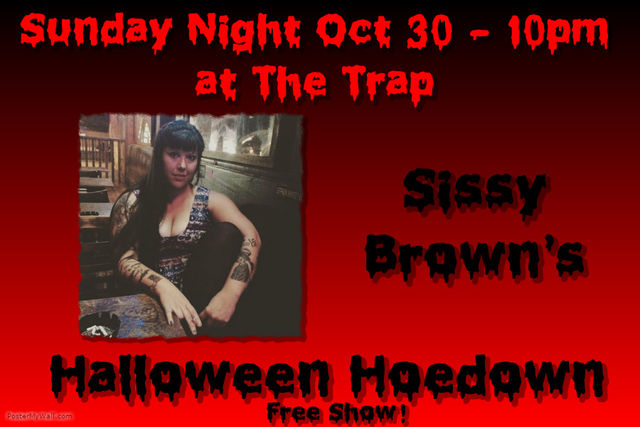 Halloween How Down Trap
