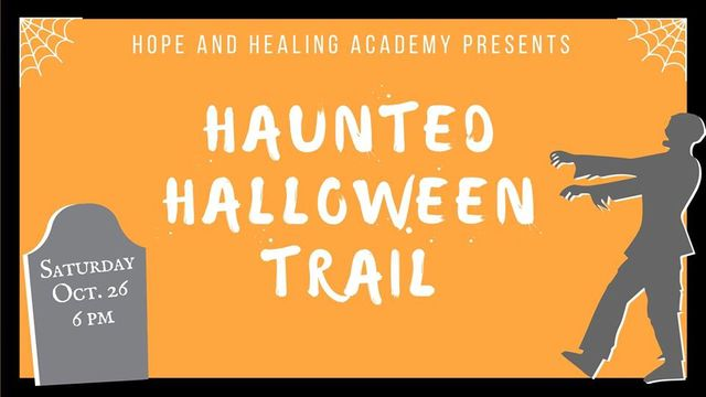 Haunted Halloween Trail