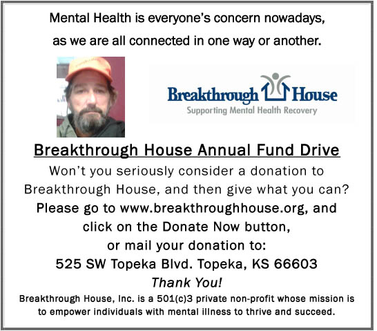 Breakthrough House AFD 2016
