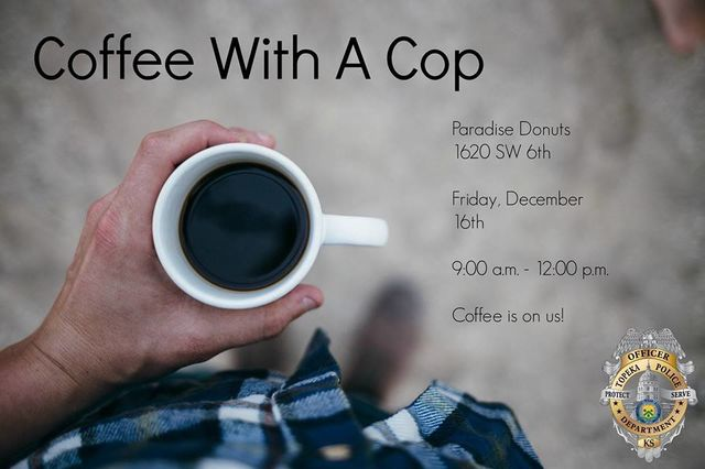 Coffee with Cop Paradise
