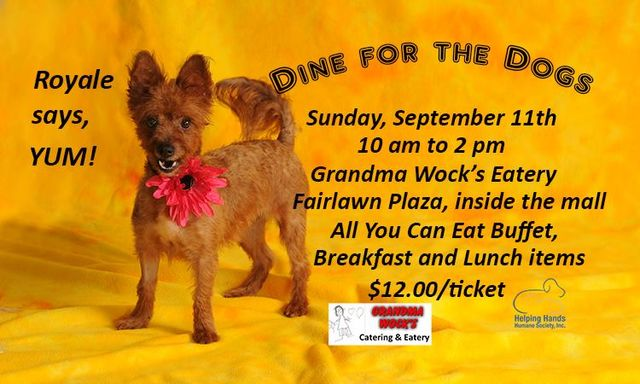 Dine for the Dogs
