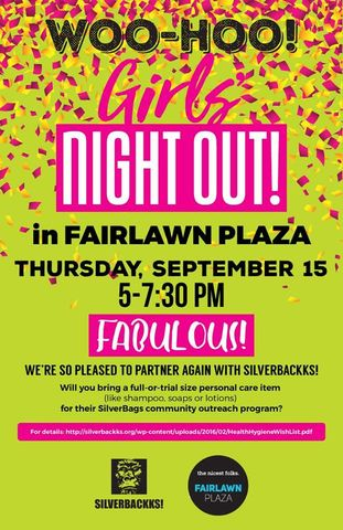 Girls Night Out Fairlawn