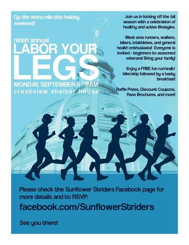 Labor your legs