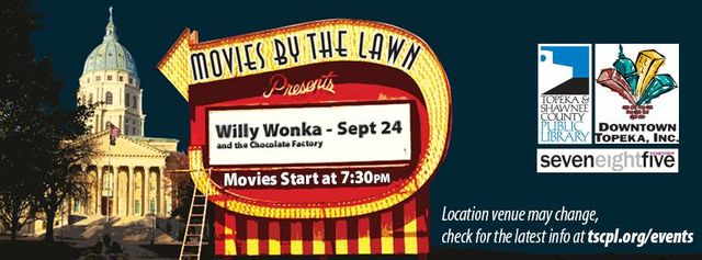 Movie on the Lawn WIlly Wonka