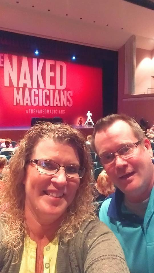 Naked Magicians 4
