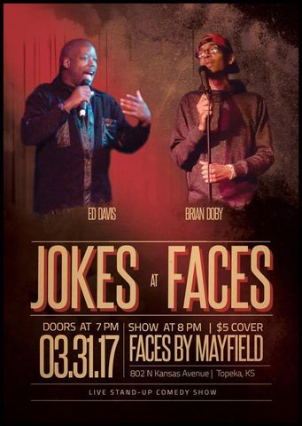 Jokes by Faces March