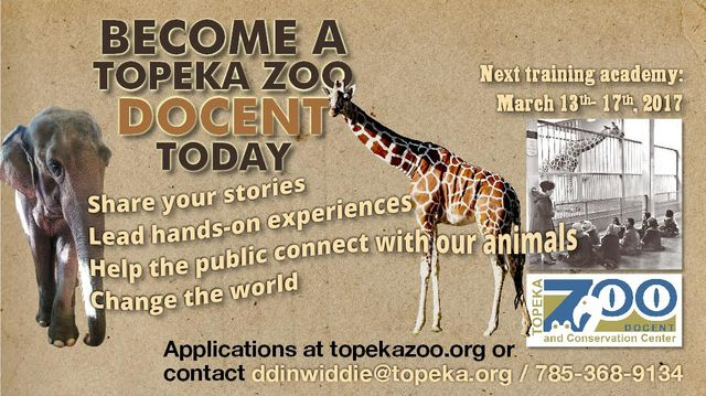 Zoo Docent