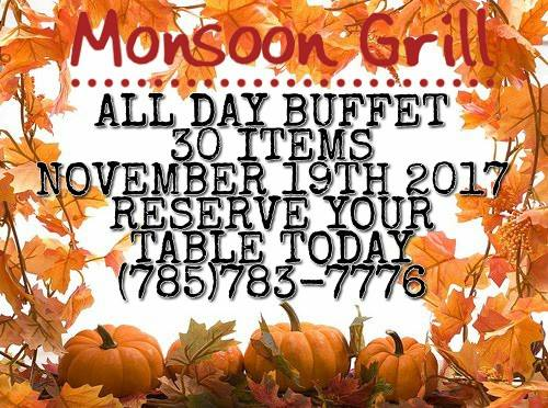 Monsoon Grill Buffet