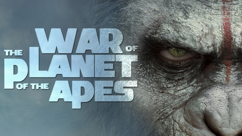 The War for the planet of the apes