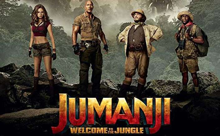 jumanji welcome jungle movie review 1