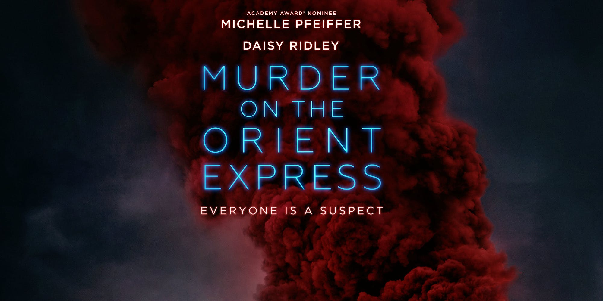 murder on the orient express poster header