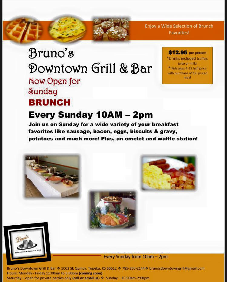 Brunos Downtown Grill Bar