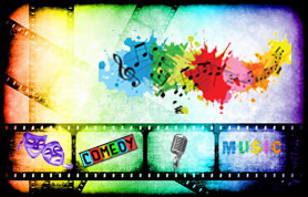 Live Entertainment Banner