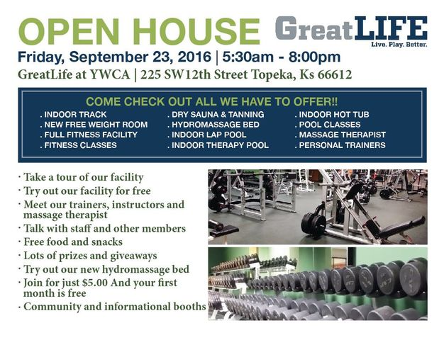 Great Life Open House