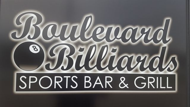Boulevard Billards Logo