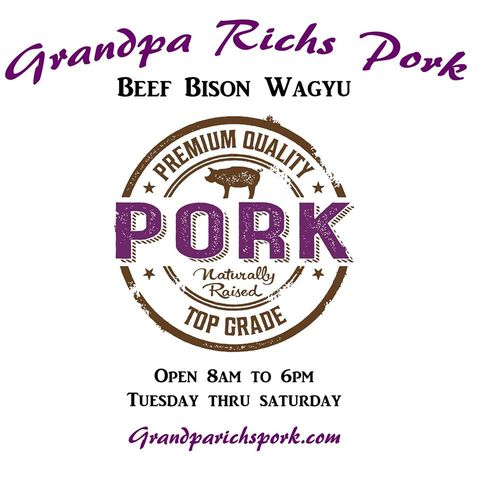 Grandpa Richs Pork